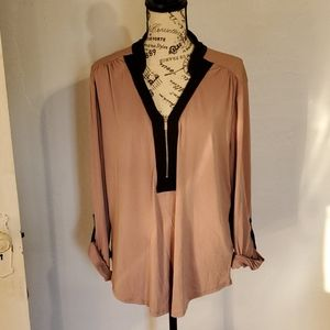 Ny collection blouse size XL